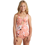 GIRLS PETAL PARTY 1 PIECE