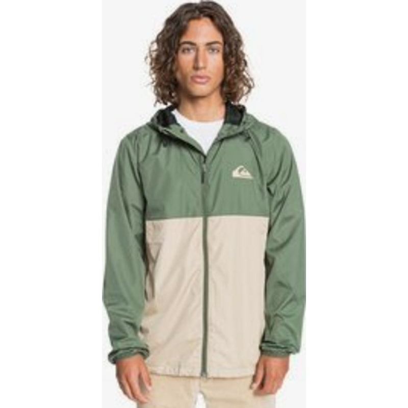 Everyday Hooded Windbreaker
