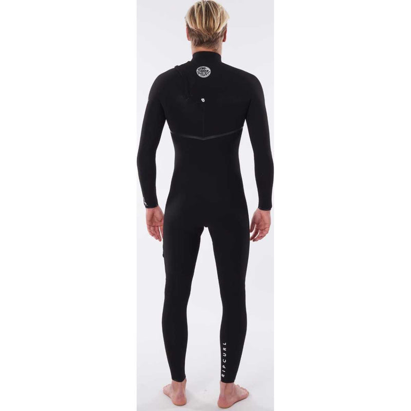 Flashbomb 3/2 Zip Free Wetsuit in Black