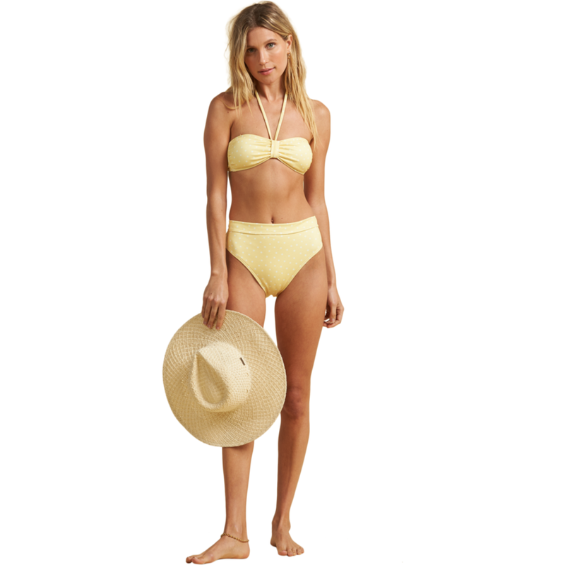 WOMENS SUNDIPPED RISE BOTTOM