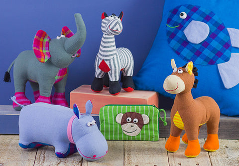 Just for Kids (Fabric Toys)