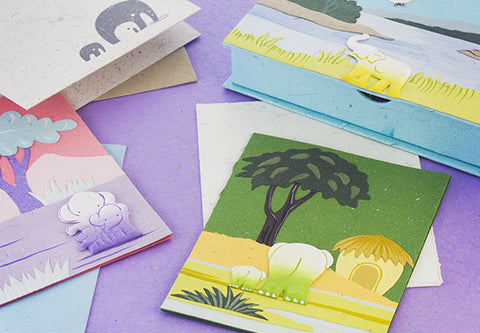 Stationery and Greeting Cards