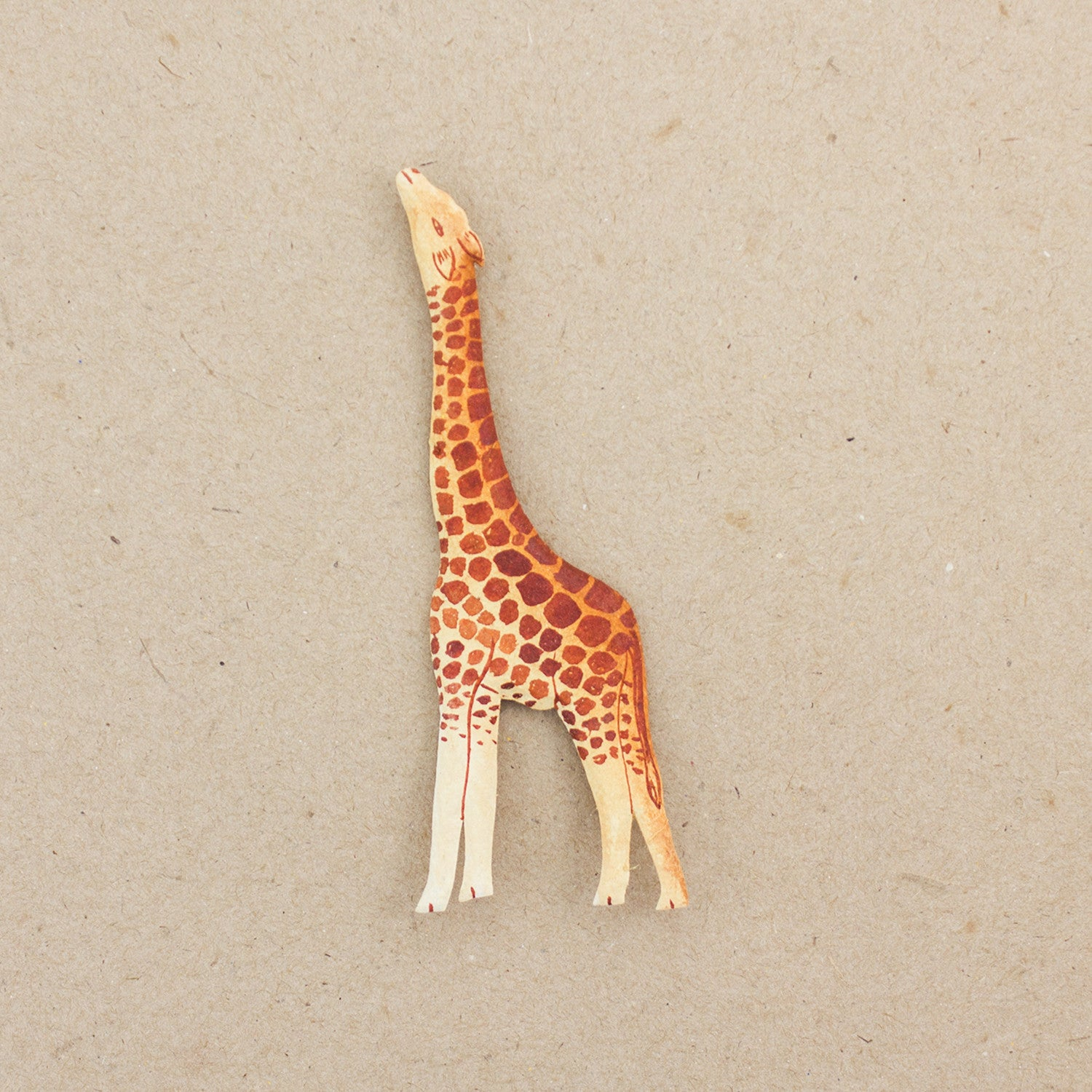 Embellishment Giraffe Large