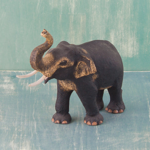 Paper Pulp Elephant Small