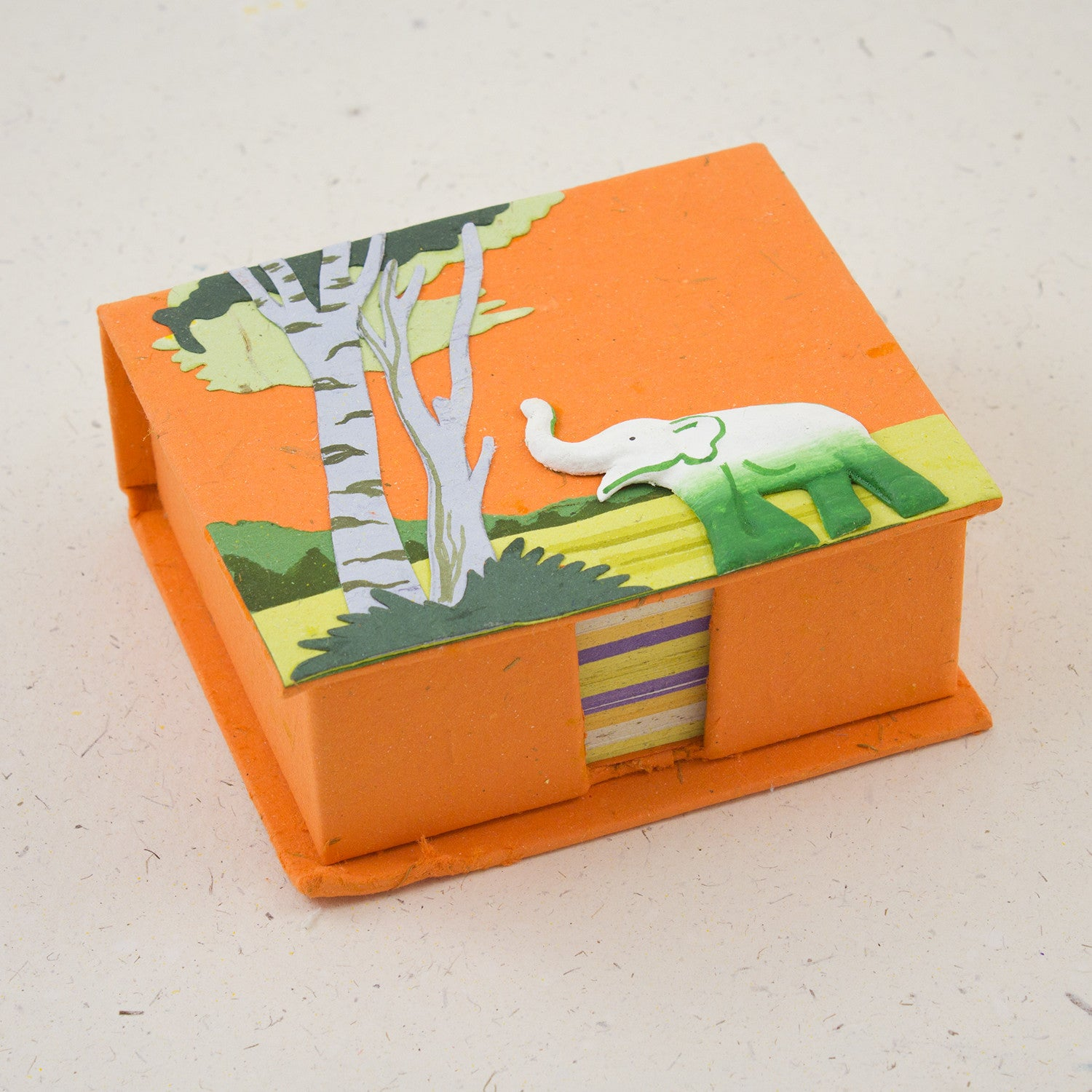 Note Box Orange