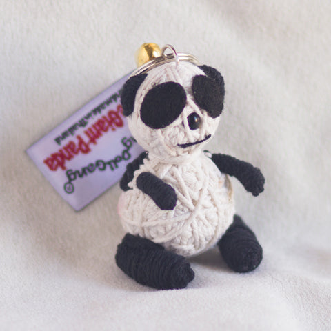String Doll Keychain Gigi the Giant Panda