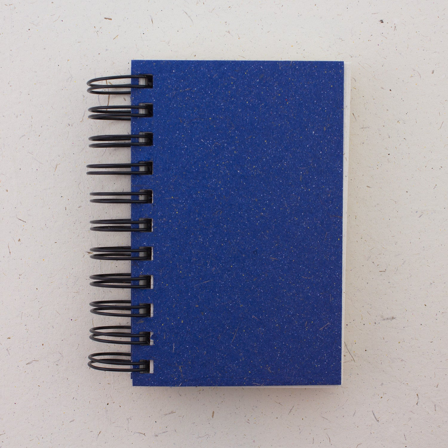Small Safari Travel Journal Dark Blue (Lined)
