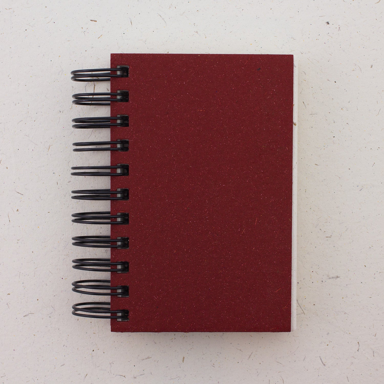 Small Safari Travel Journal Maroon (Lined)