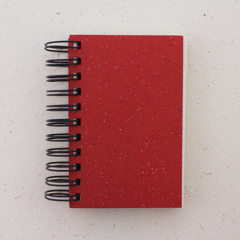 Small Safari Travel Journal Red (Lined)