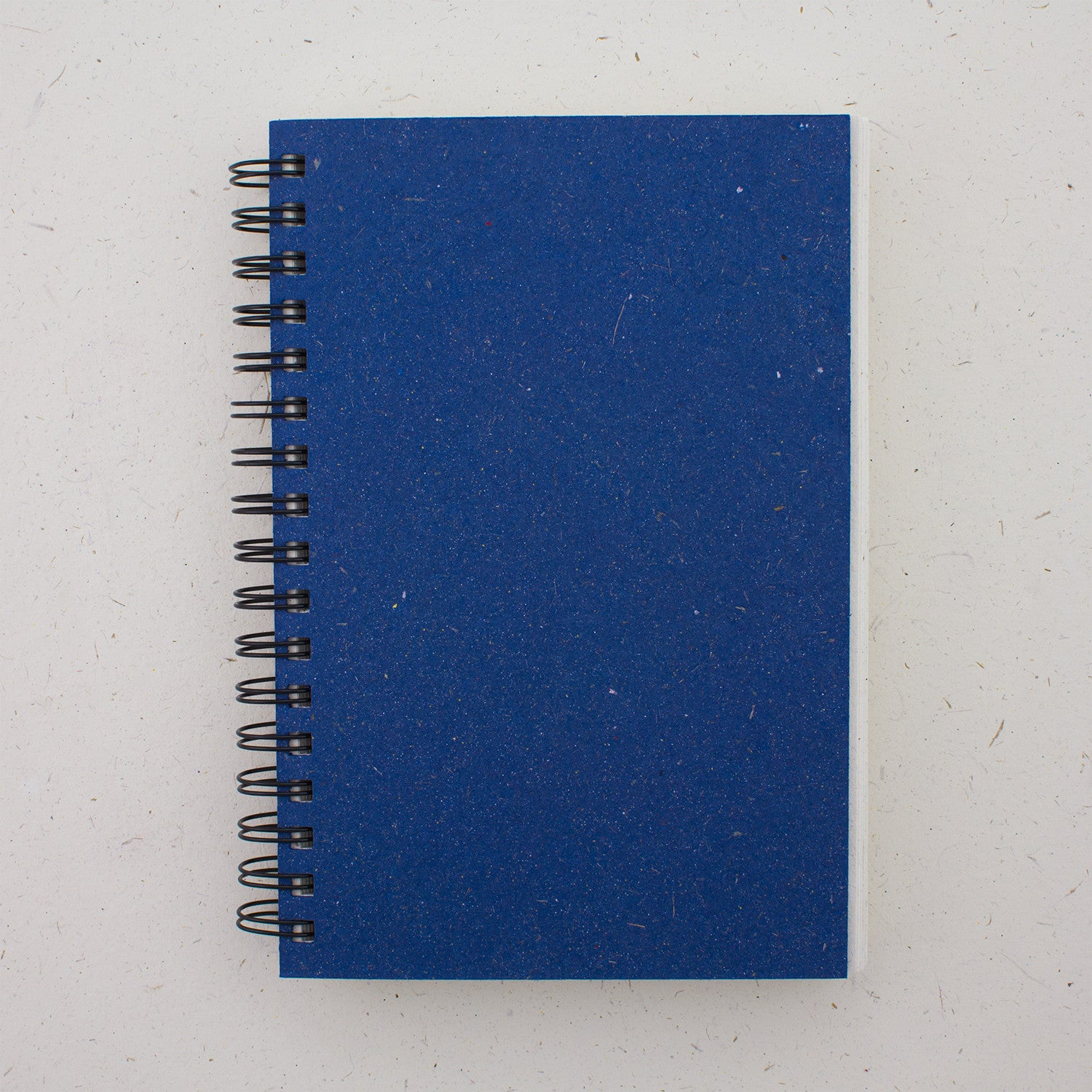 Large Safari Travel Journal Dark Blue (Lined)