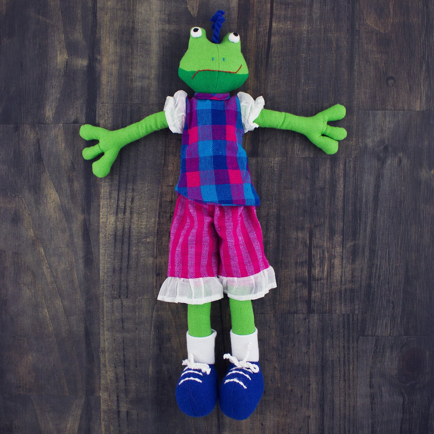 Doll Fredericka the Frog