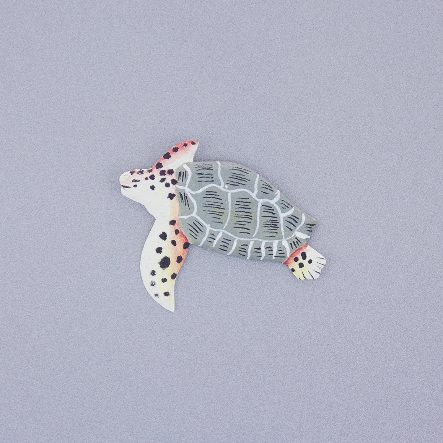Magnetic Poo Sea Turtle