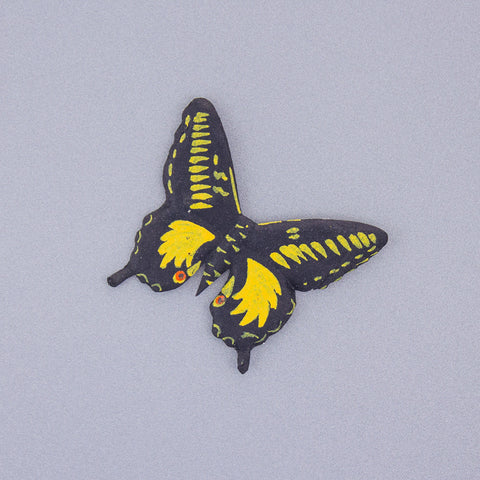Magnetic Poo Butterfly