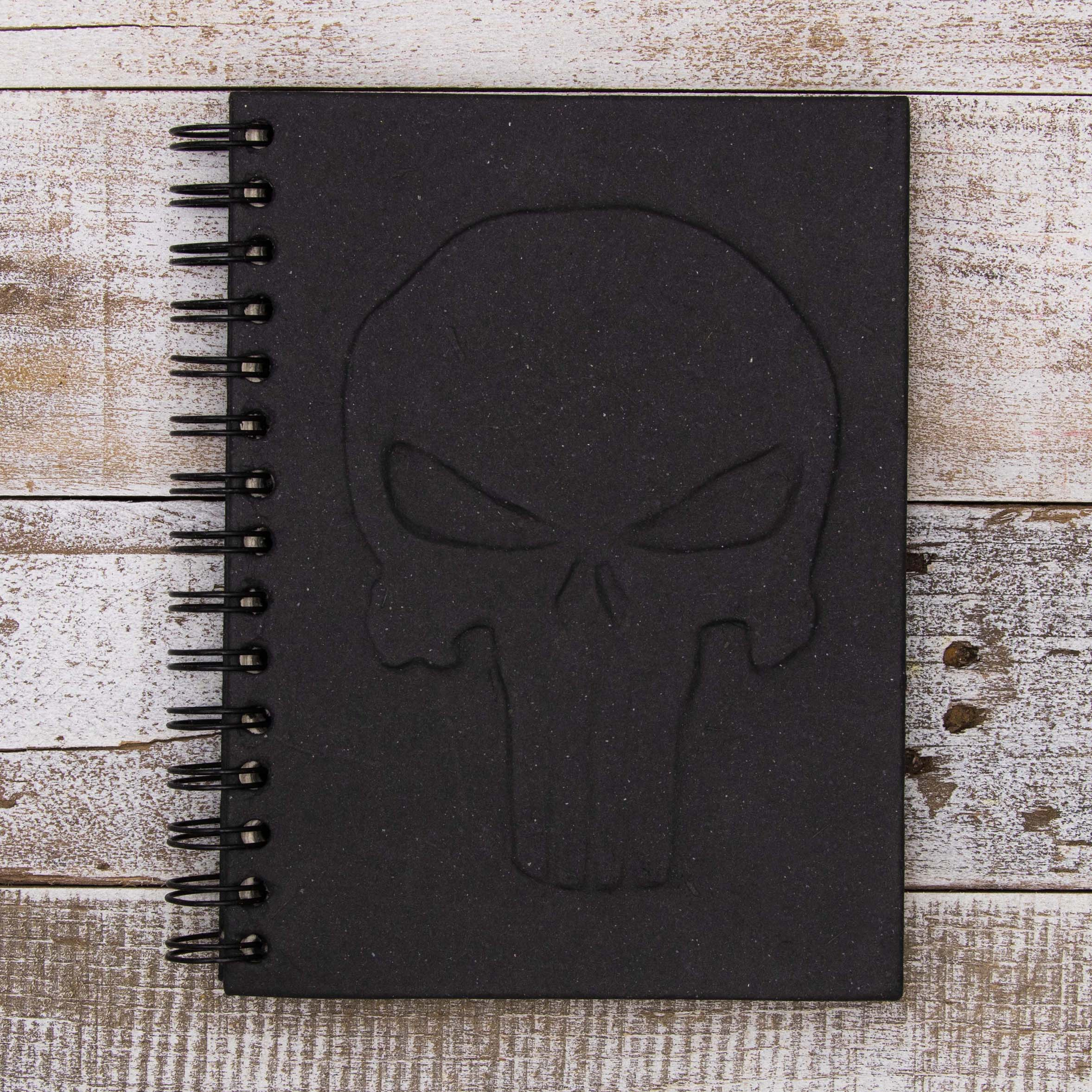 Large Notebook Frank Castle