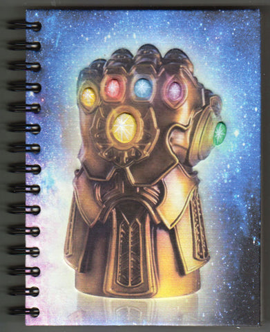 Large Notebook - Infinity