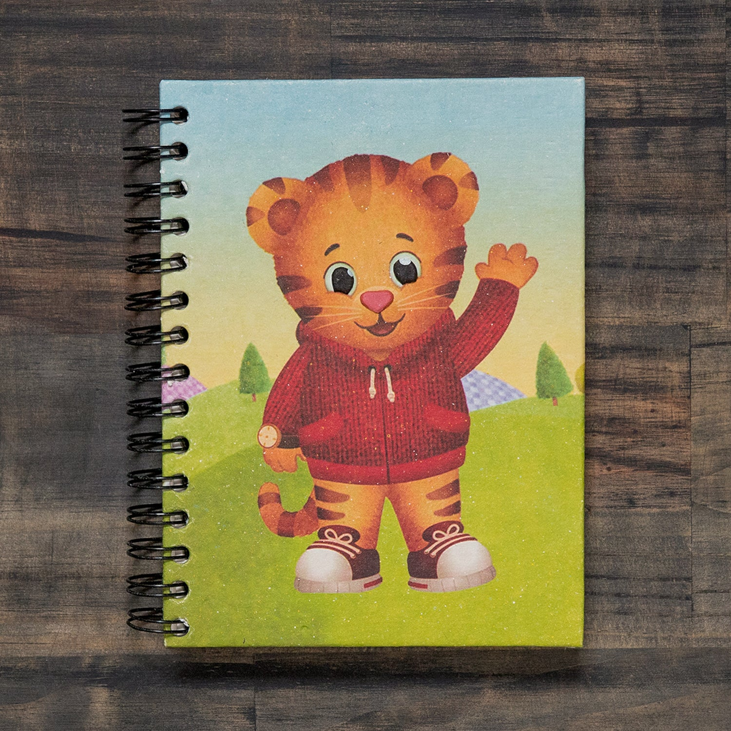 Large Notebook Daniel Tiger