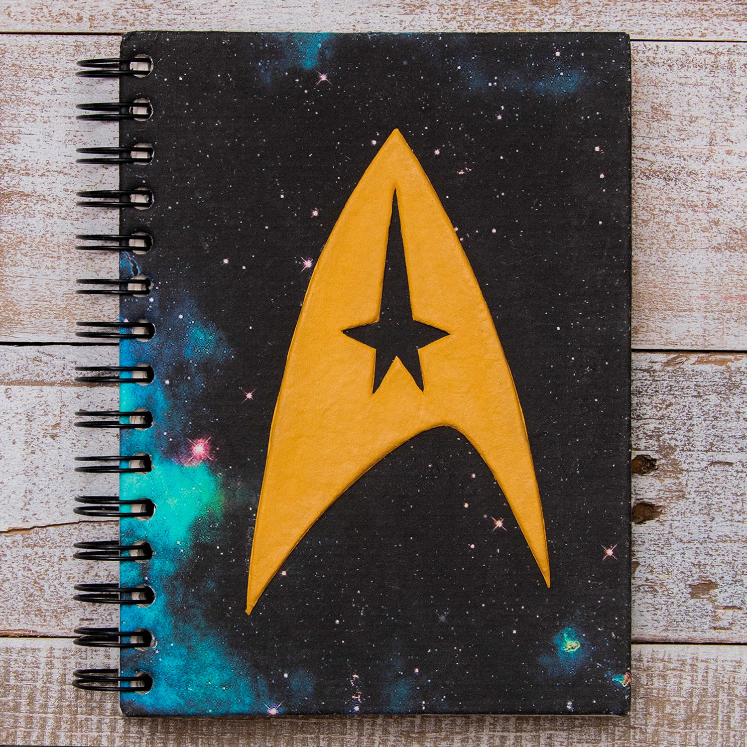 Large Notebook The Federation