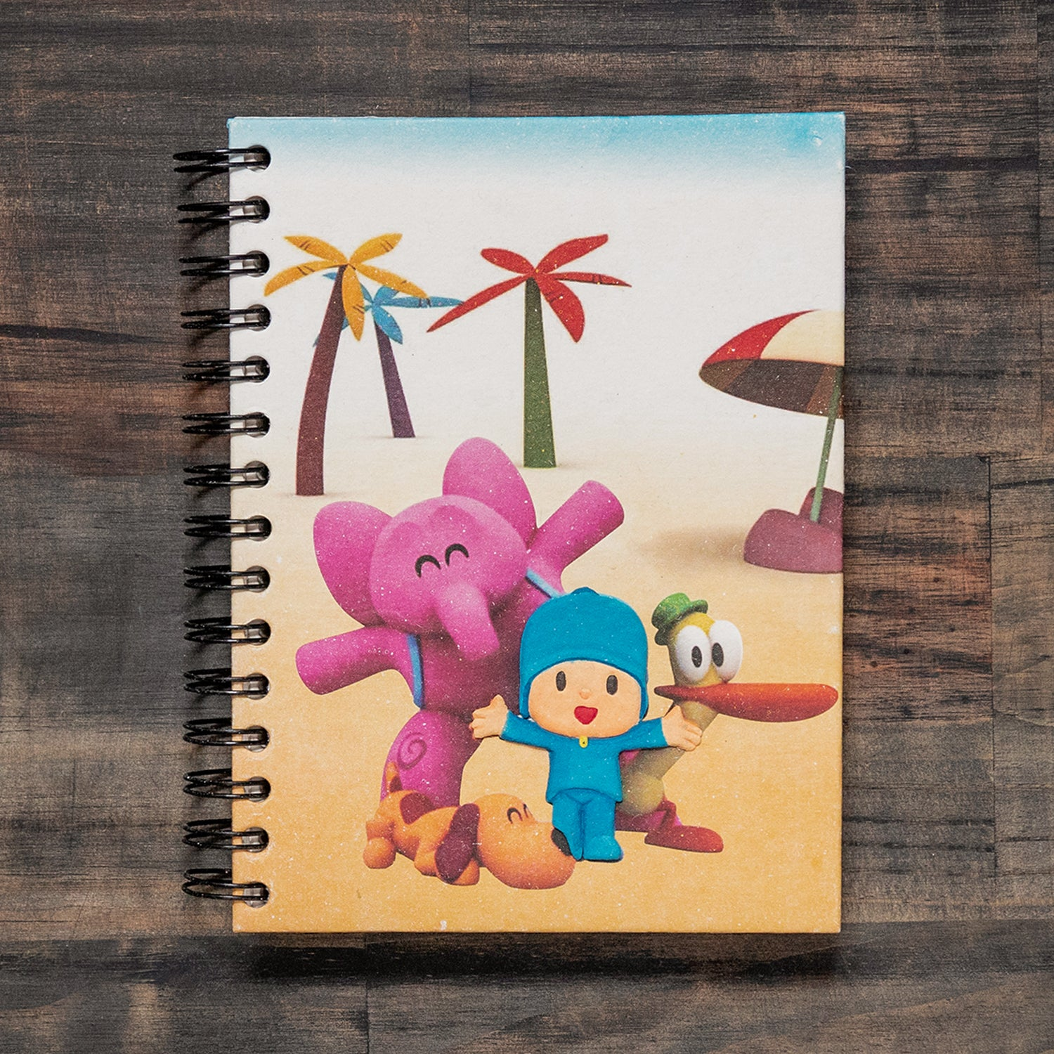 Large Notebook Pokoyo
