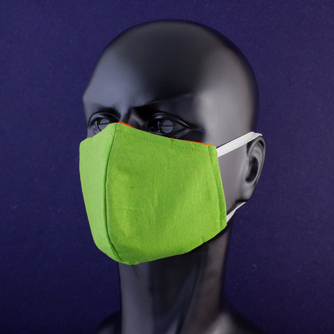 People's Fabric Mask Medium