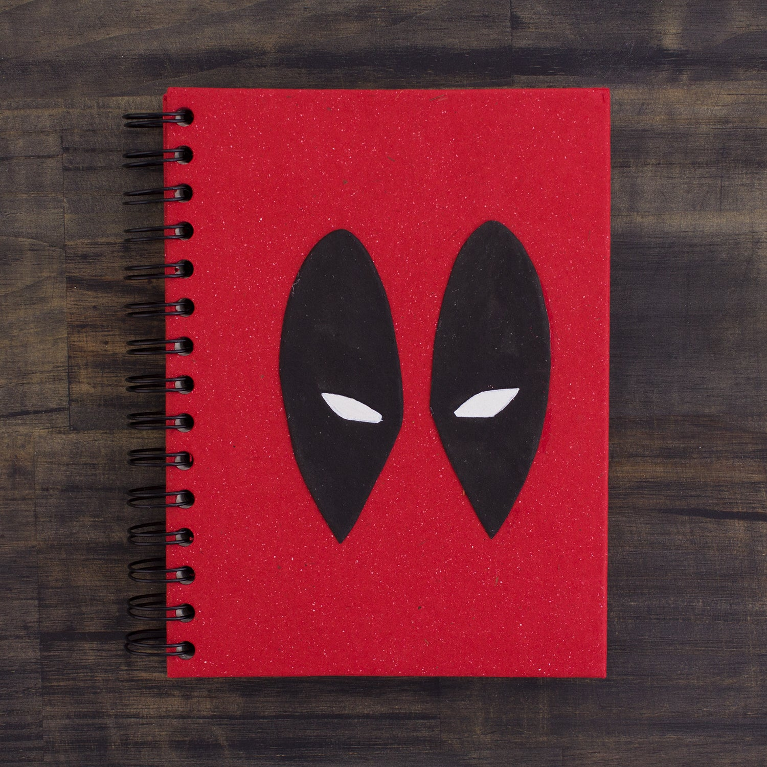 Large Notebook Sassy Antihero