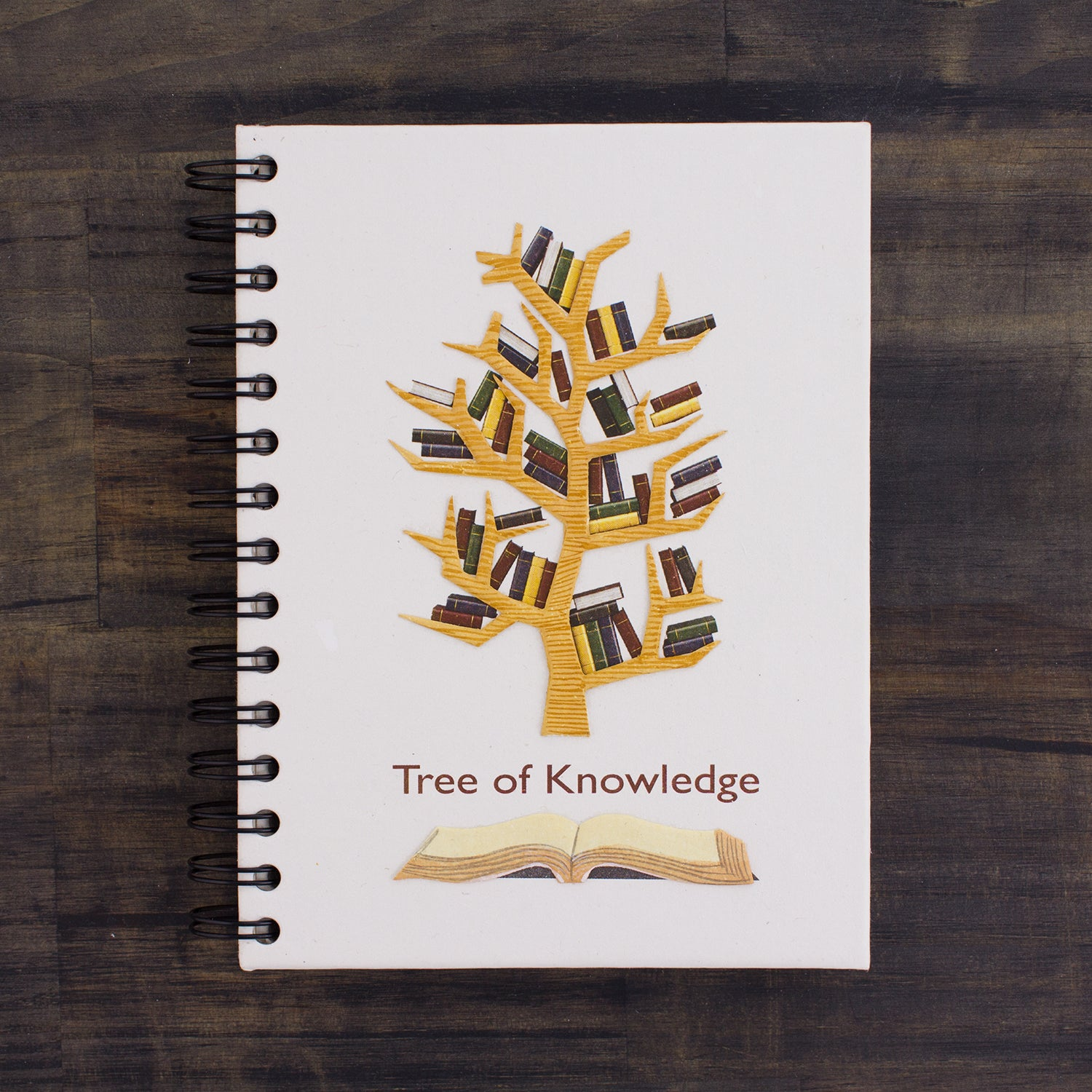 Large Notebook Tree of Knowledge