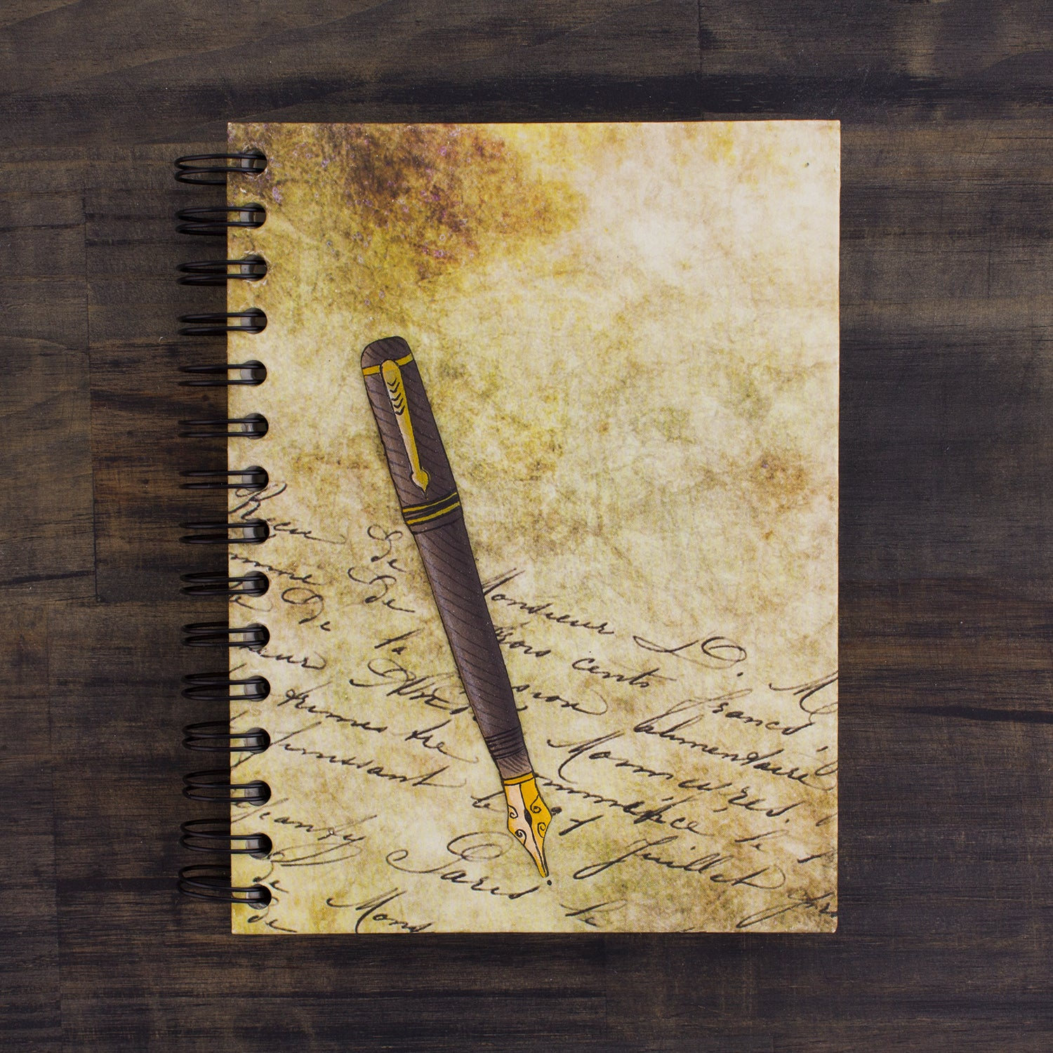 Large Notebook Writer's Pen