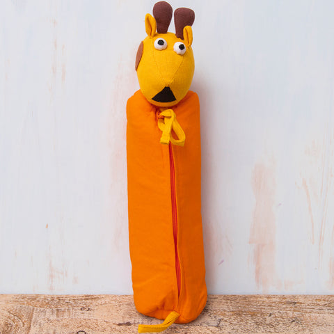 Pencil Case Giraffe