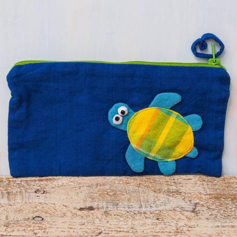 Pencil Case Turtle