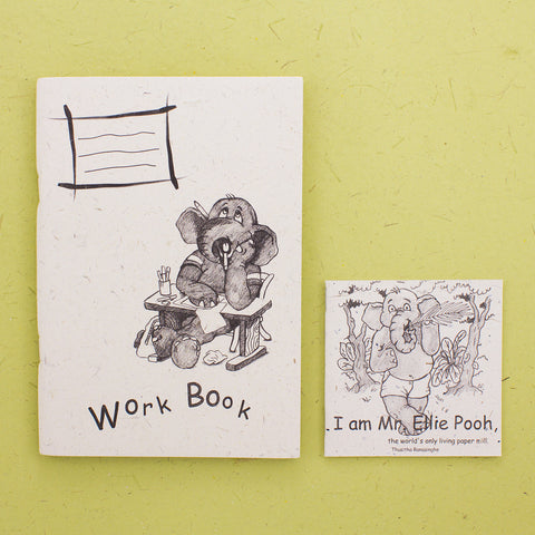 Workbook/Storybook Combo