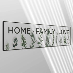 Cuadro - Home | Love | Family