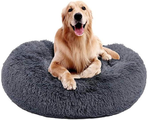 Plush Bed For Pets