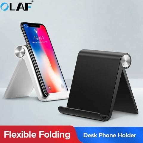 Standing Smartphone Holder With Support