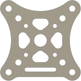 OpenRacer Classic Top Plate by Limon
