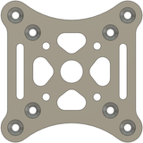 OpenRacer Bottom Plate by Limon