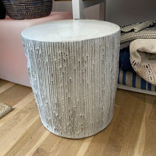 Load image into Gallery viewer, Kiel Stoneware Stool