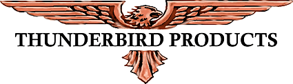 Thunderbird Products Logo