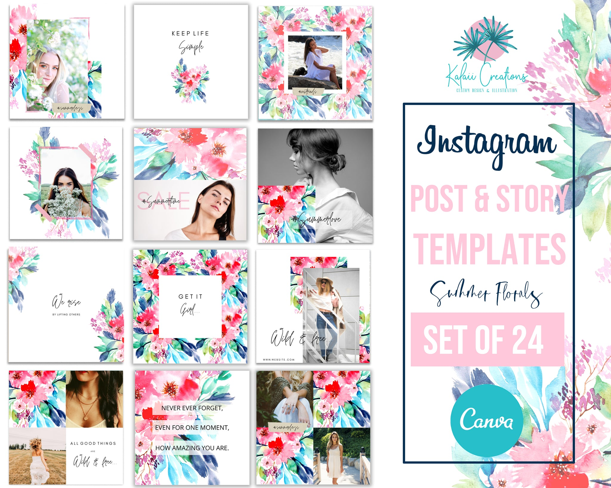 Instagram templates