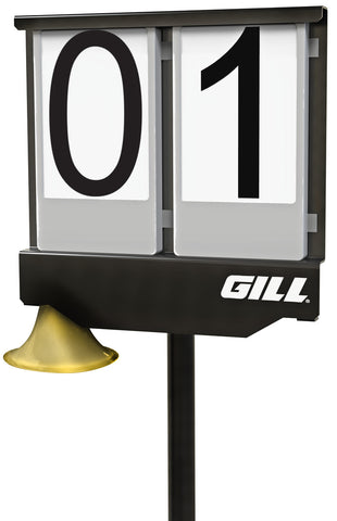 2 Digit Lap Counter with Bell