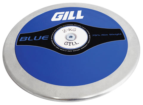 Gill Blue Discus