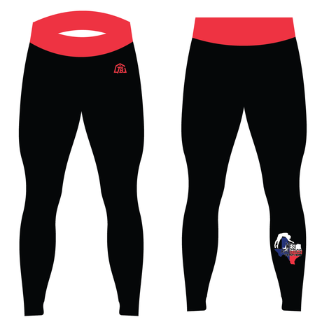 West Athletics Team Long Tights