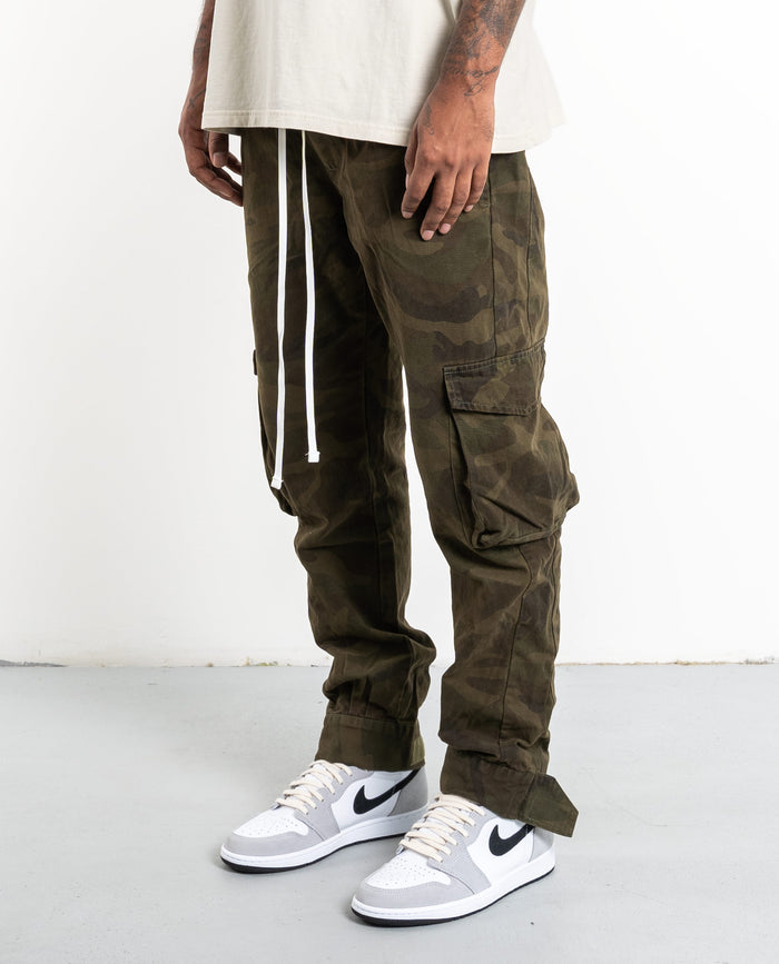 DRP.12 MILITARY CARGO PANTS