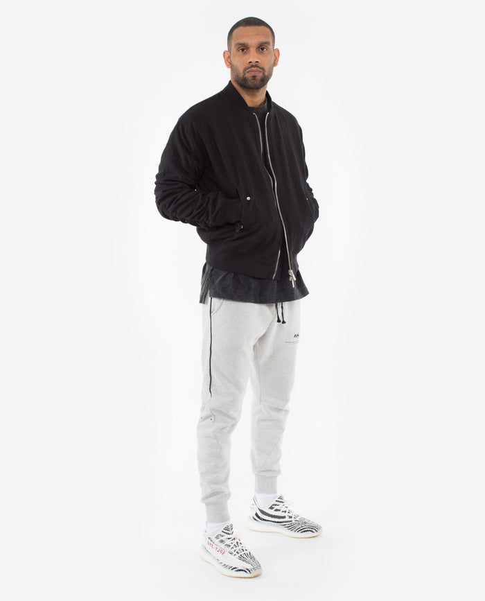CREW BOMBER BLACK Limited