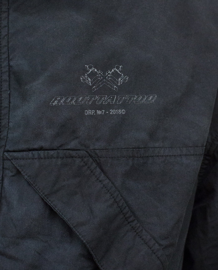 DRP.7 SNOW FULL-ZIP WINDBREAKER