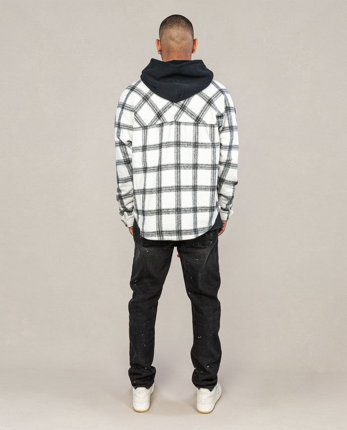 NEXT WHITE FLANNEL