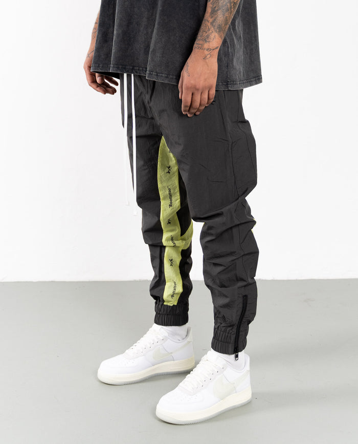 SUMMER DRP.  FLY TRACK PANTS G/Y