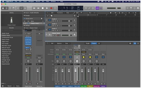 ultimate live recording drums loops logic pro x producer