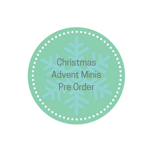 Christmas Advent Mini Skeins