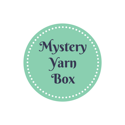 Monthly Mystery Yarn Box