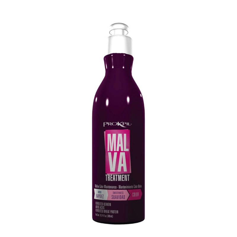 TRATAMIENTO MAINTENANCE EN COLOR MALVA 300 ML