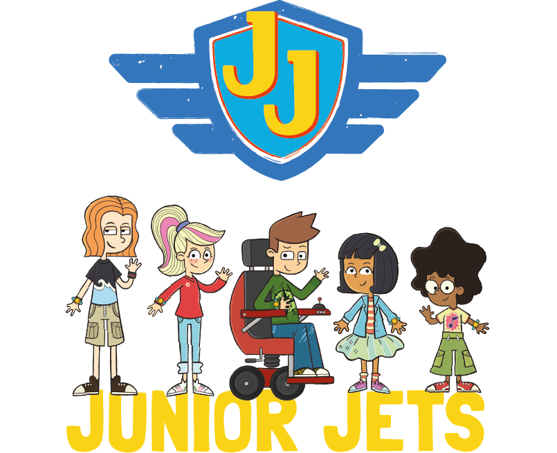 Junior Jets Let's Go See